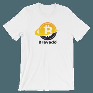 Classic Bitcoin Bravado T-Shirt