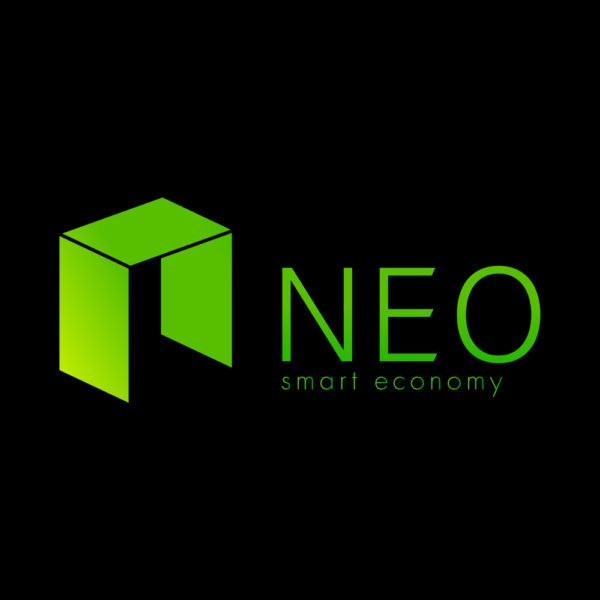 NEO Cryptocurrency Logo