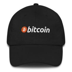 Bitcoin (BTC) Logo Baseball Cap