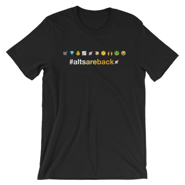 #AltsAreBack T-Shirt
