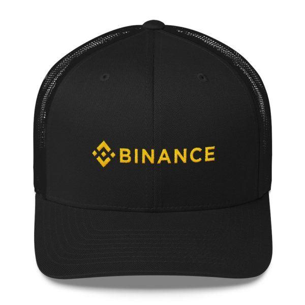 Binance Hat