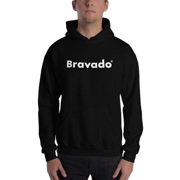 Bitcoin Bravado Hoodie