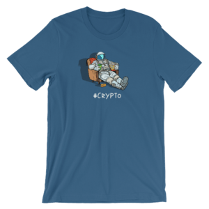Cryptonaut T-Shirt