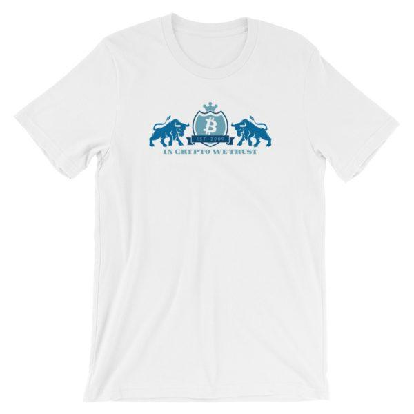 In Crypto We Trust T-Shirt