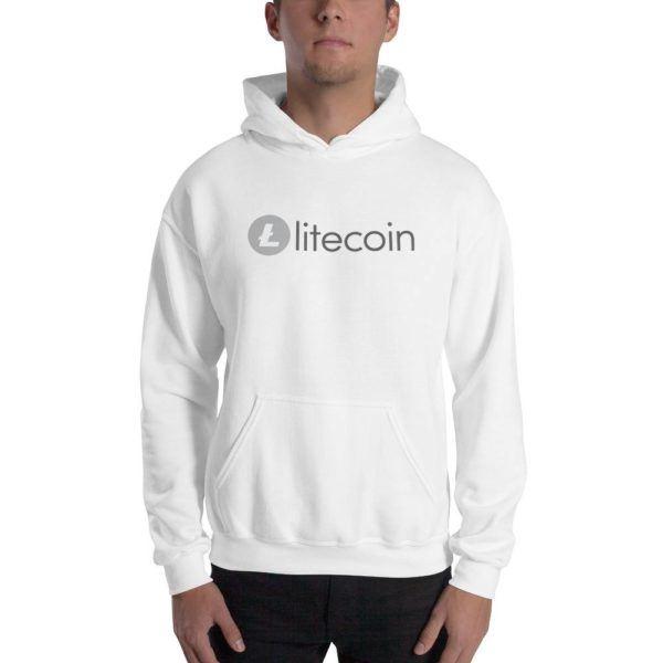 Litecoin (LTC) Crypto Hoodie