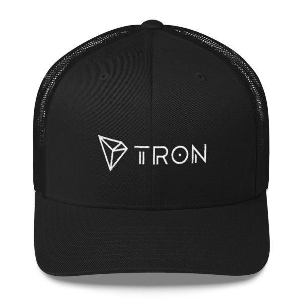 TRON Logo Trucker Cap