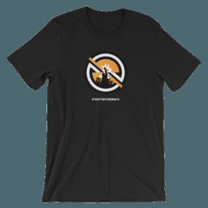 Take The Power Back T-Shirt