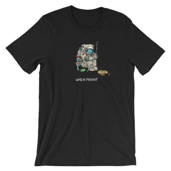 When Moon? Cryptonaut T-Shirt