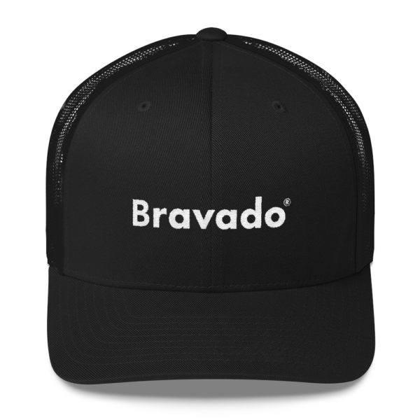 Bitcoin Bravado Hat