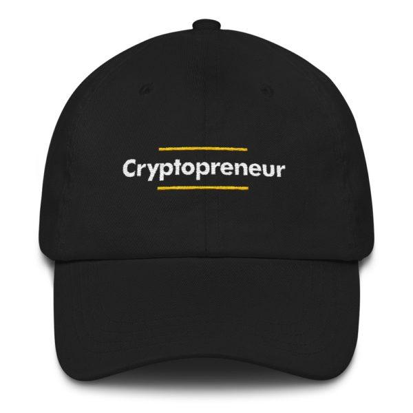Cryptopreneur Hat